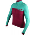 Women's Berry Mint Pro Winter Jersey